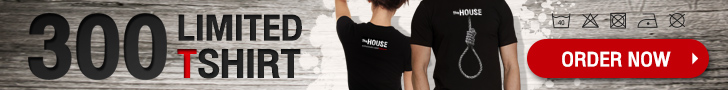 TheHOUSE T-shirt Banner