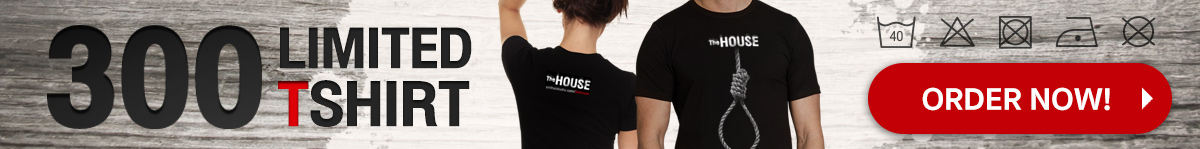 TheHOUSE T-shirt