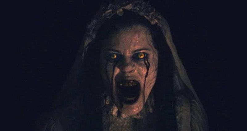 The Curse of The Weeping Woman 'คำสาปมรณะจากหญิงร่ำไห้' โดยทีมผู้ ...